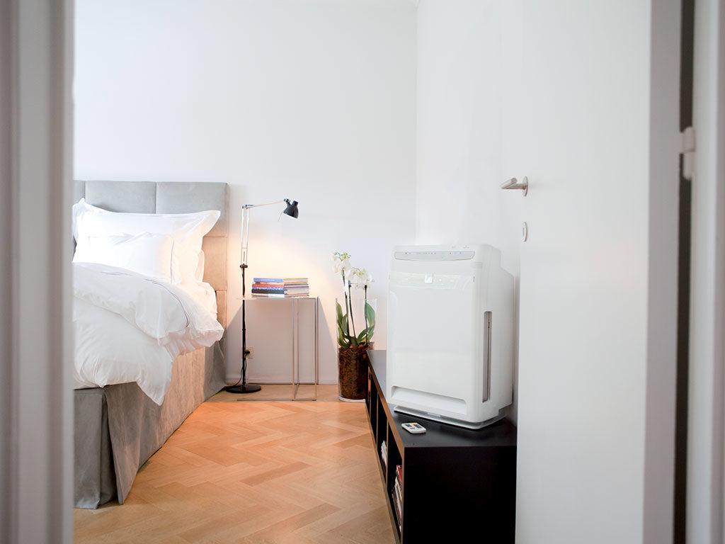 purificatore aria camera da letto