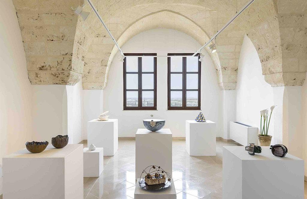 interno convento cappuccini grottaglie
