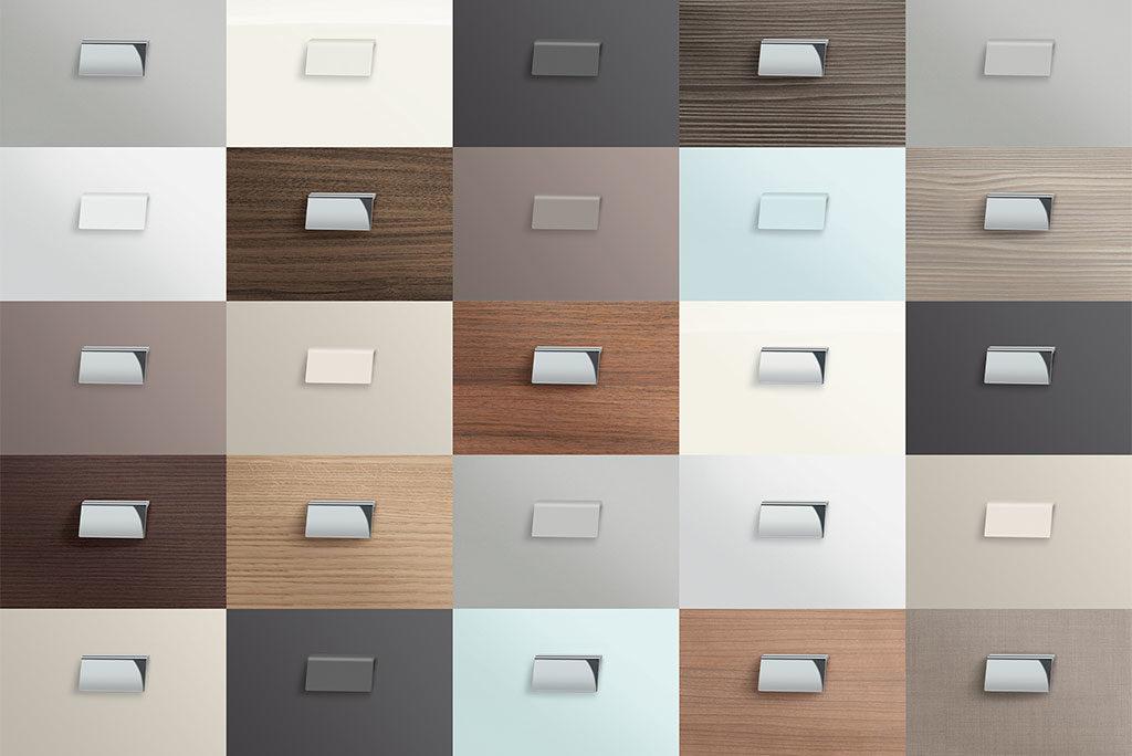 cassetti colorati bagno