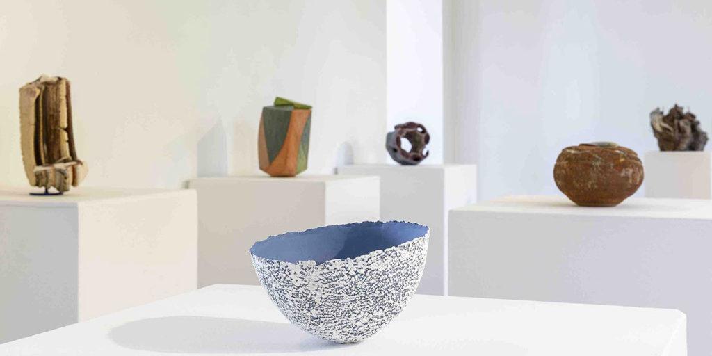 mostra ceramica sfera marino colucci