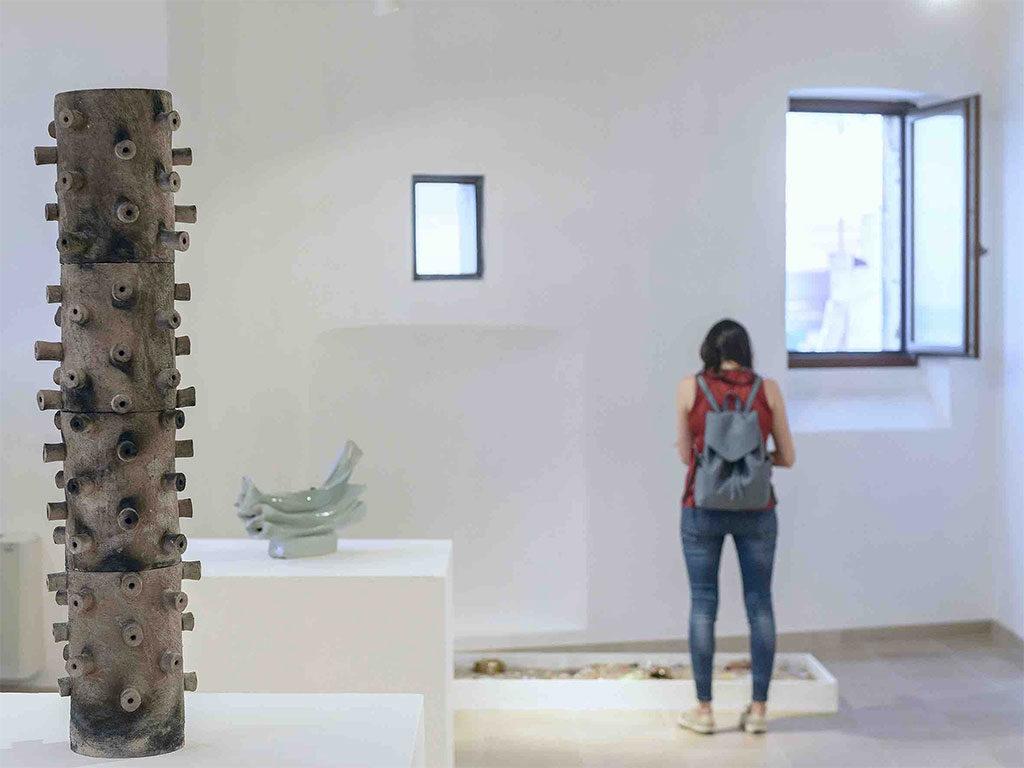 mostra ceramica 2018 grottaglie