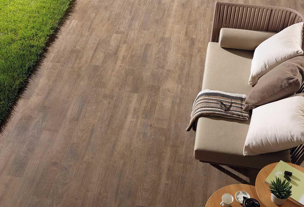 pavimento effetto legno gres