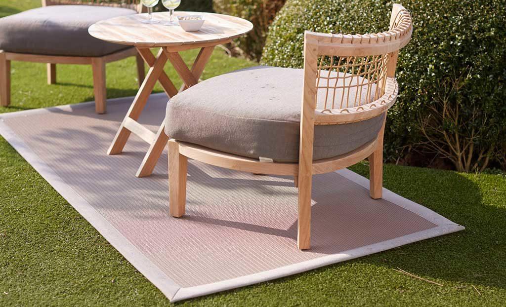 tappeto da esterno giardino