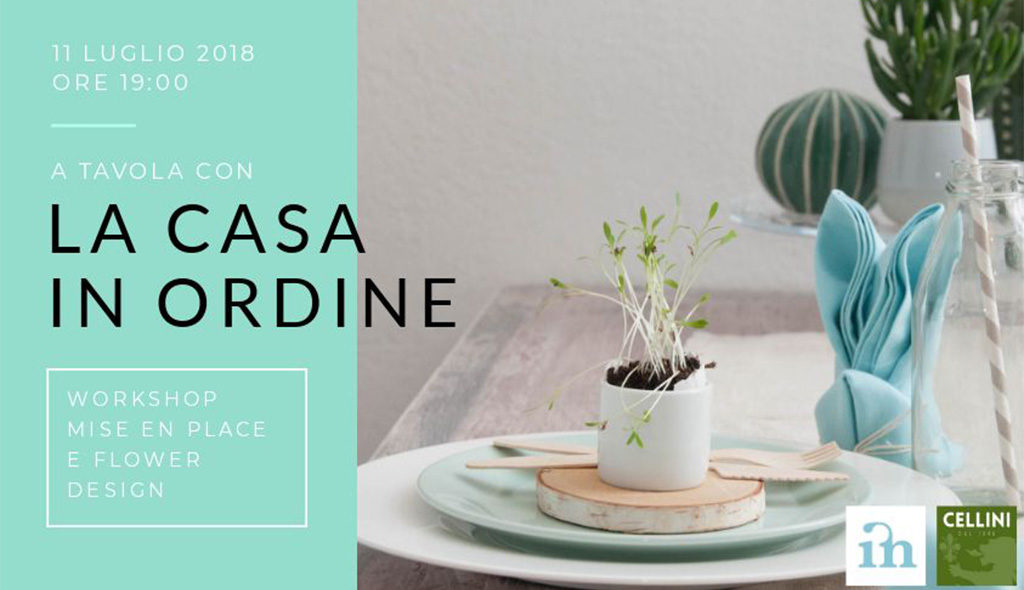 locandina workshop tavola