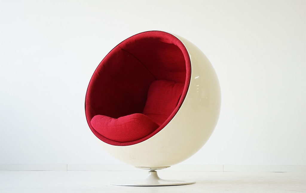 ball chair eero arnio