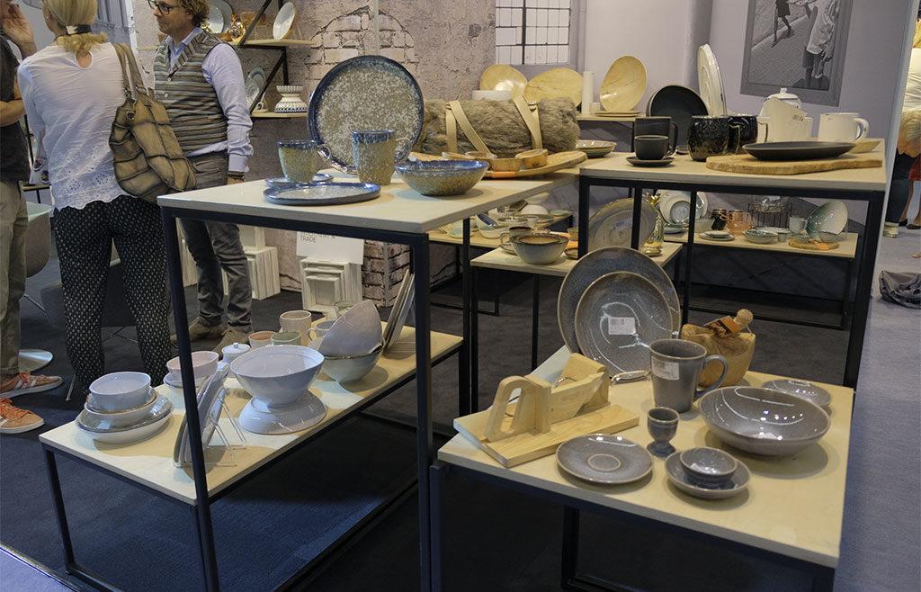 stand ceramica tendence fiera