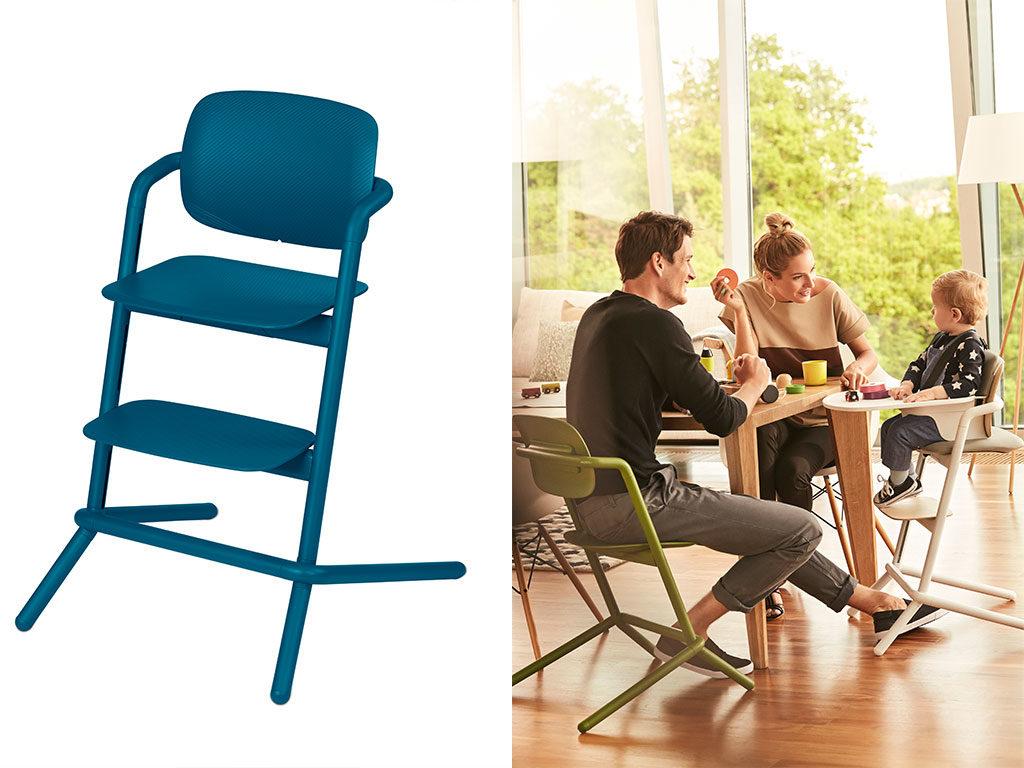 sedia e seggiolone bimbo
