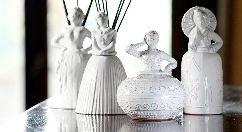 profumatori ambiente ceramica