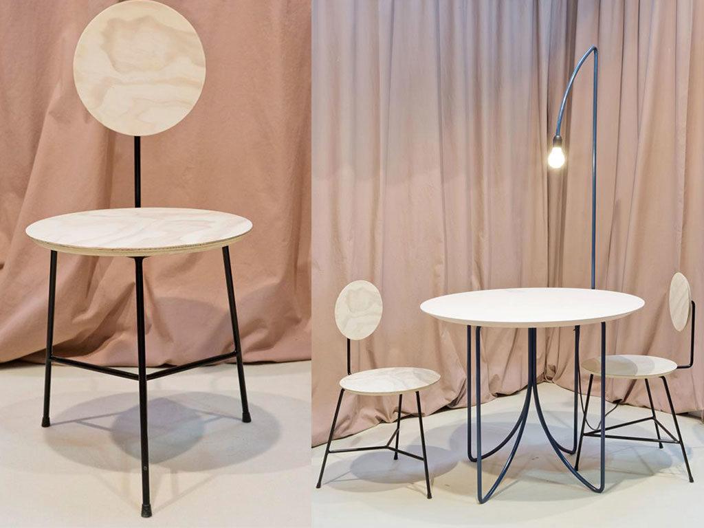 tavolo e sedie legno