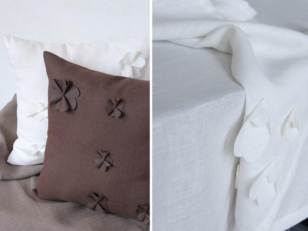 tessuti cuscini per la casa