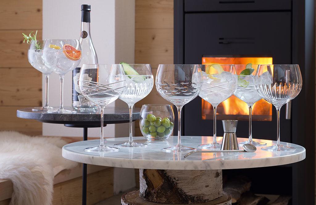 bicchieri balloon cocktail