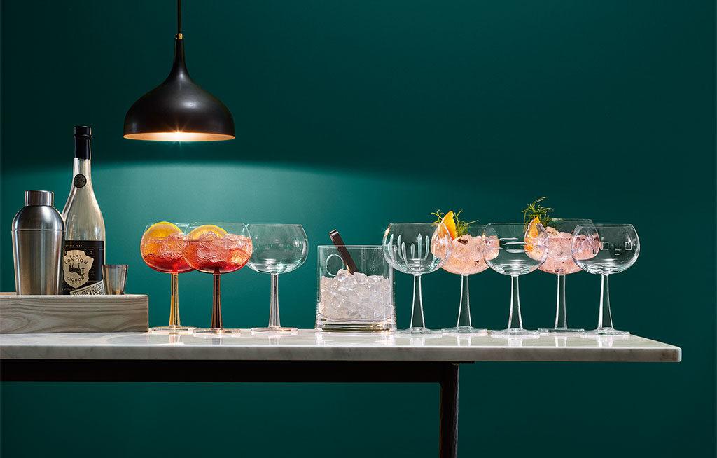 bicchieri gin cocktail
