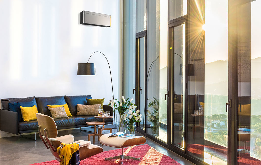 climatizzatore salotto casa