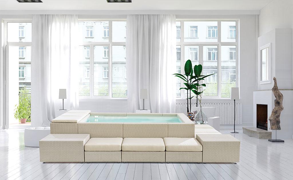 piscina piccola interni