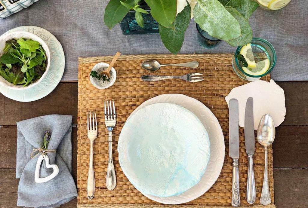 tableware tovaglietta americana