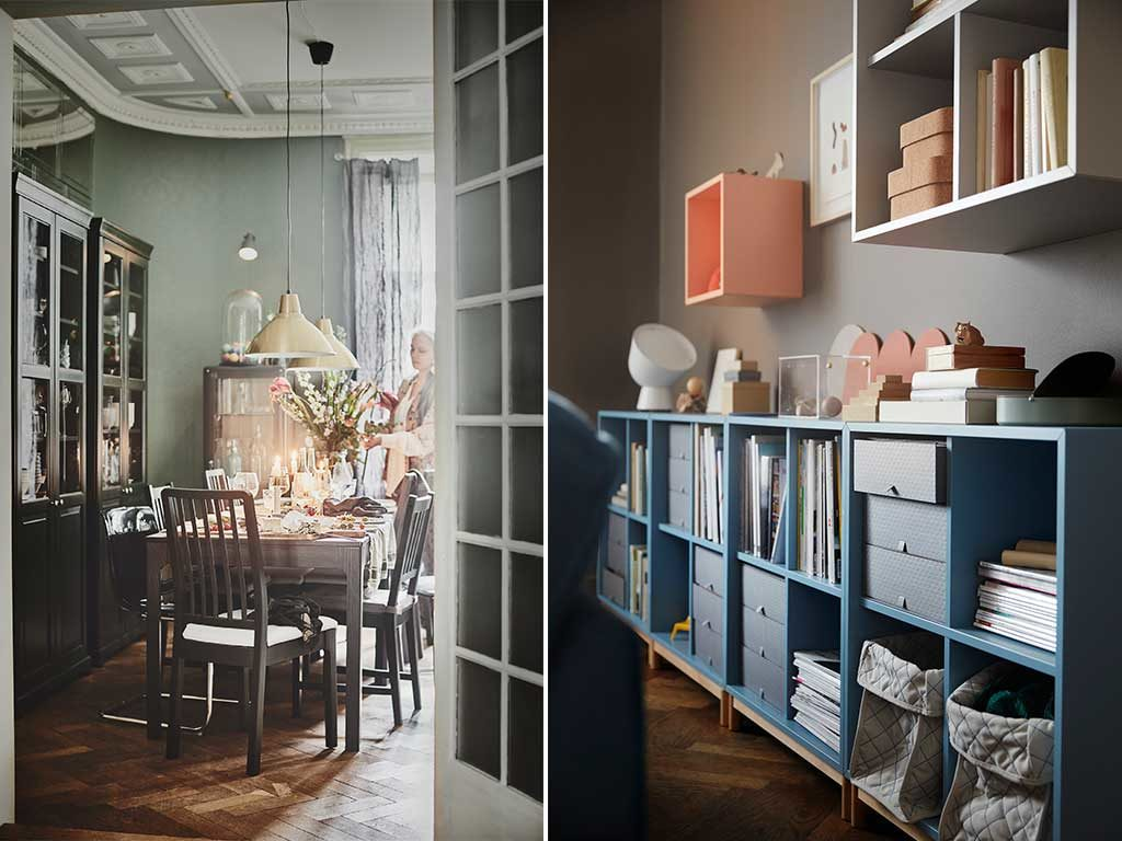 tavolo sedie mobile living