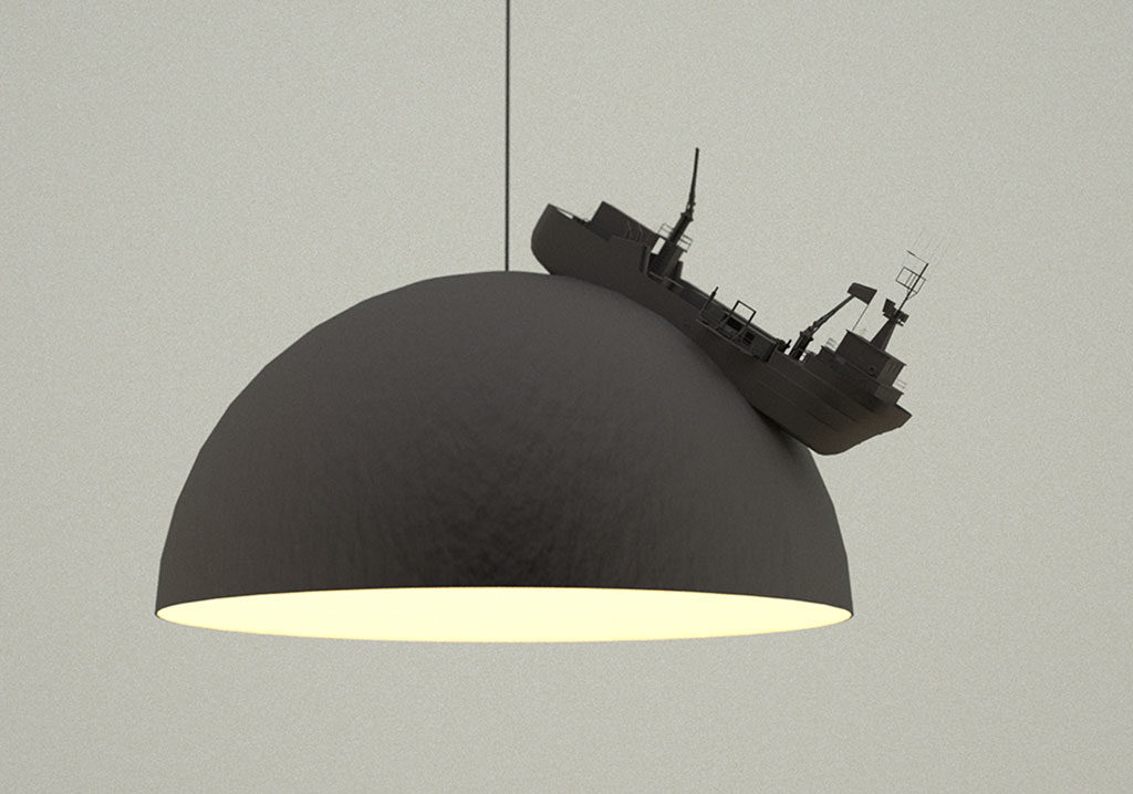 land lamp nave