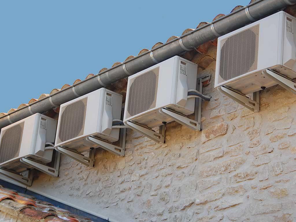 motori esterno climatizzatori