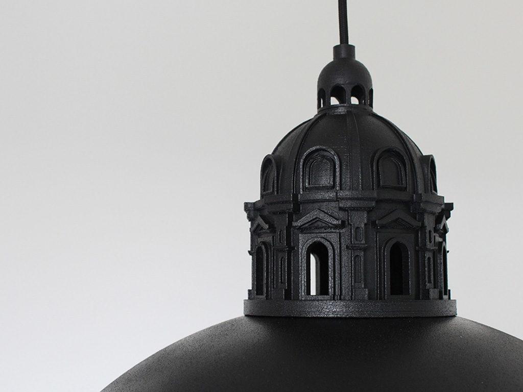 particolare lampada