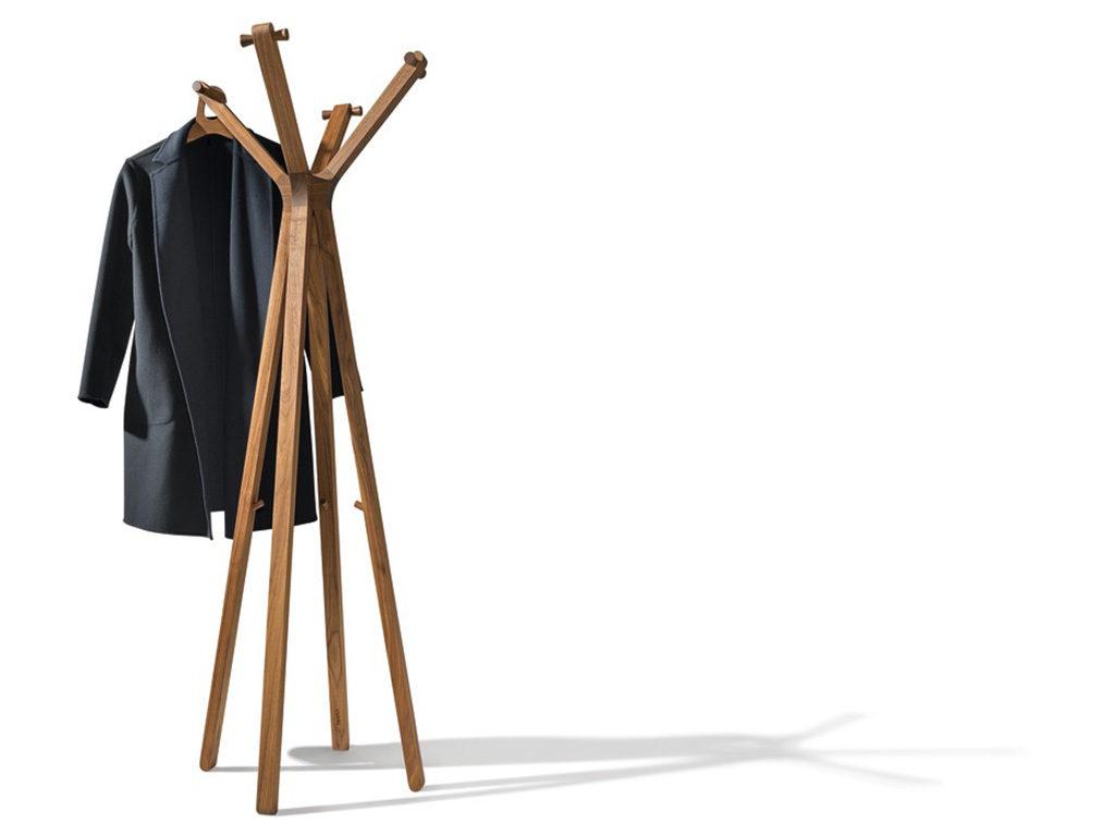 appendiabiti legno massello