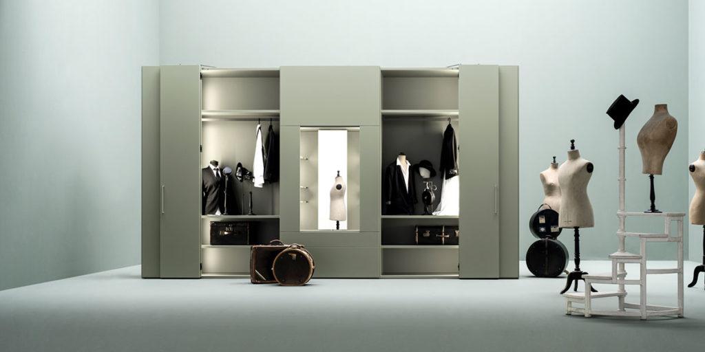 sistema modulare armadio
