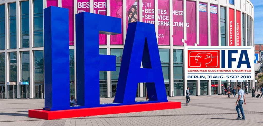 ifa 2018 berlino fiera