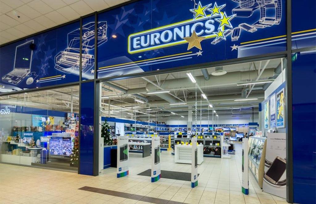 negozio euronics