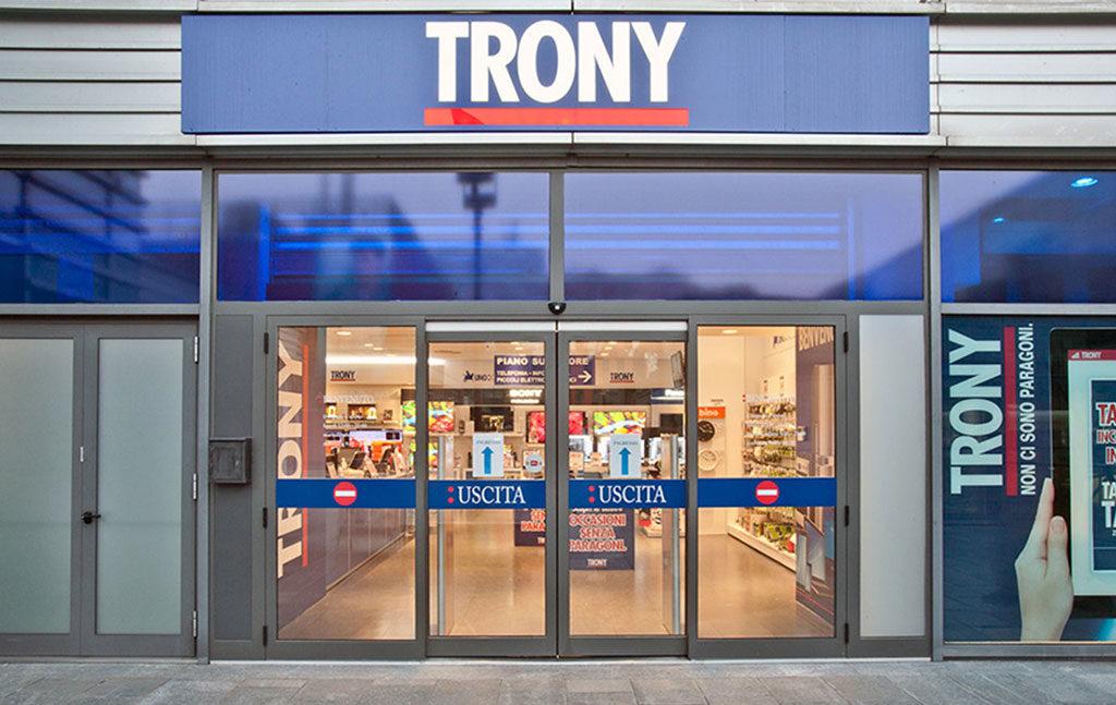 negozio trony
