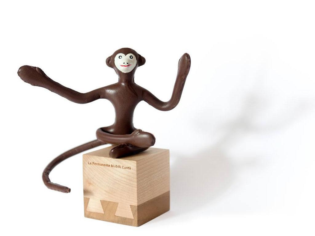 scimmietta bruno munari