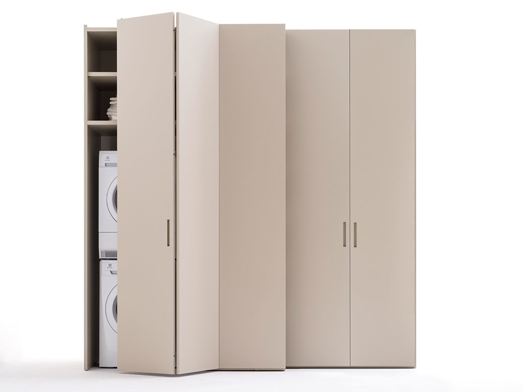 sistema modulare lavanderia