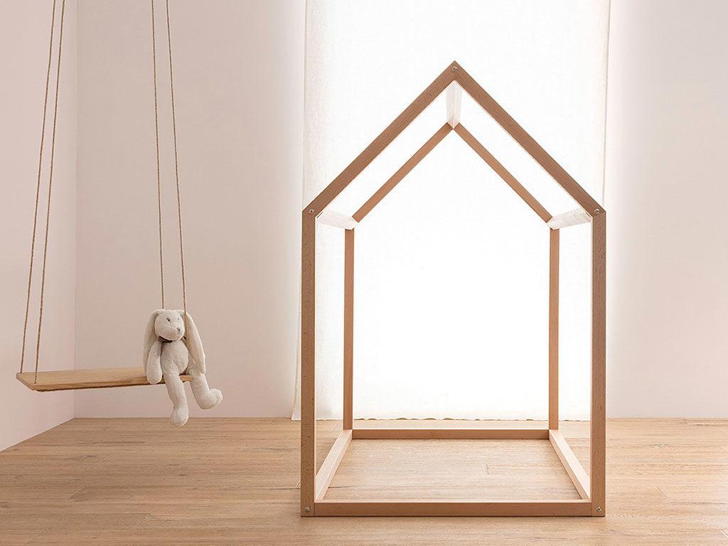 struttura legno lettino bambini