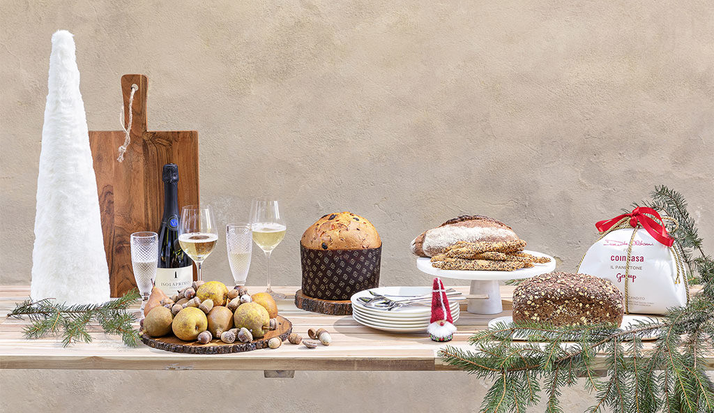 collection oldani coin panettone