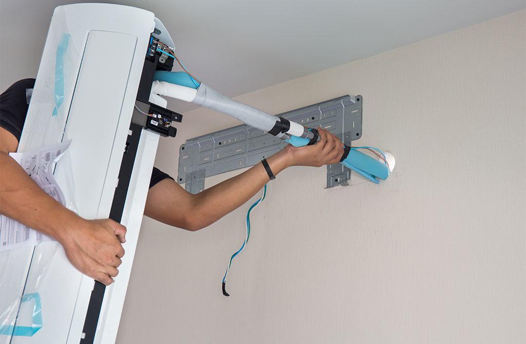 installatore climatizzatore