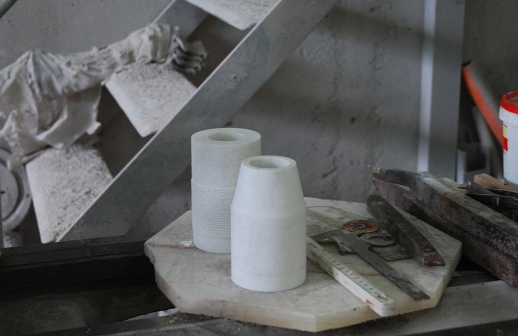 lampade marmo caio