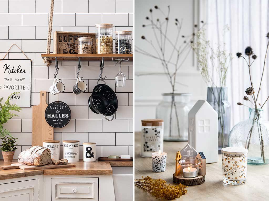 portacandele e complementi cucina