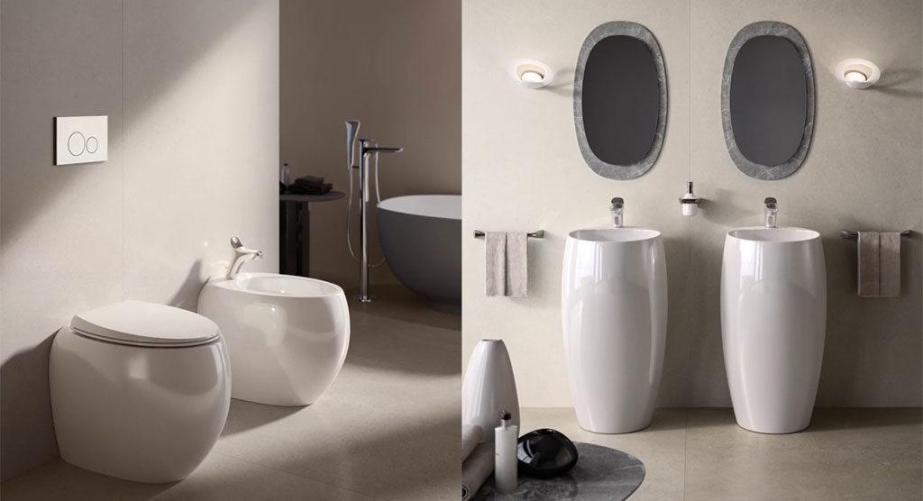 sanitari specchi rubinetti bagno