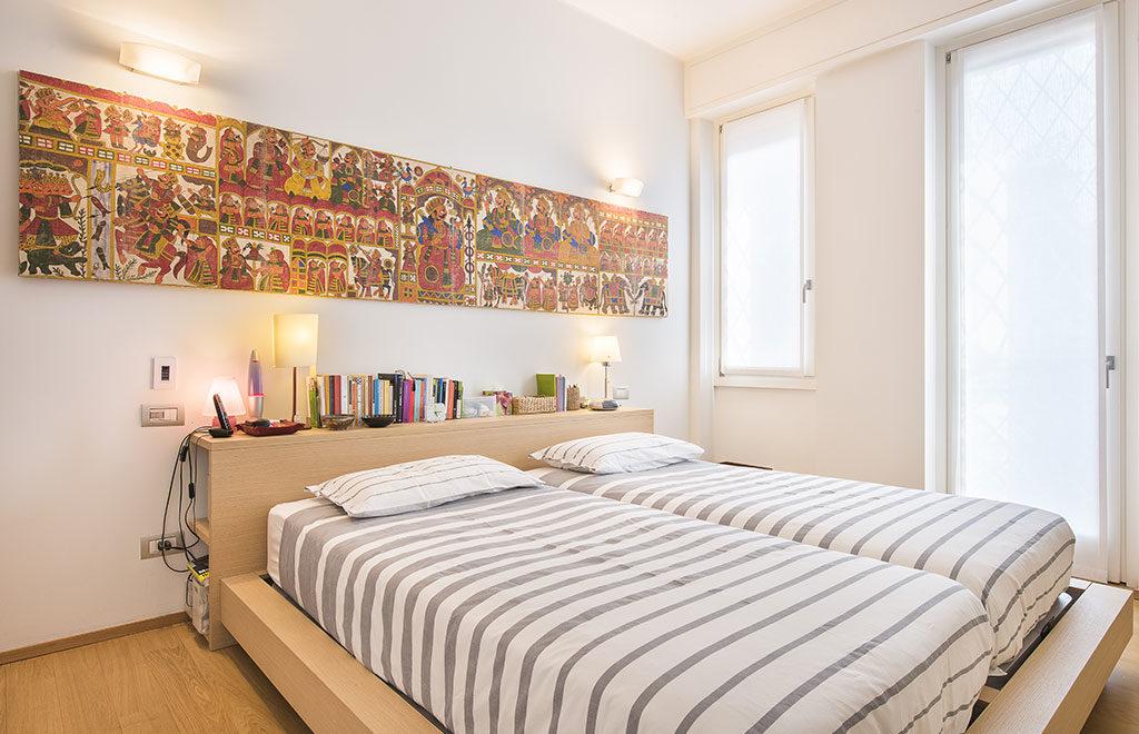 casa camera da letto milano crocetta