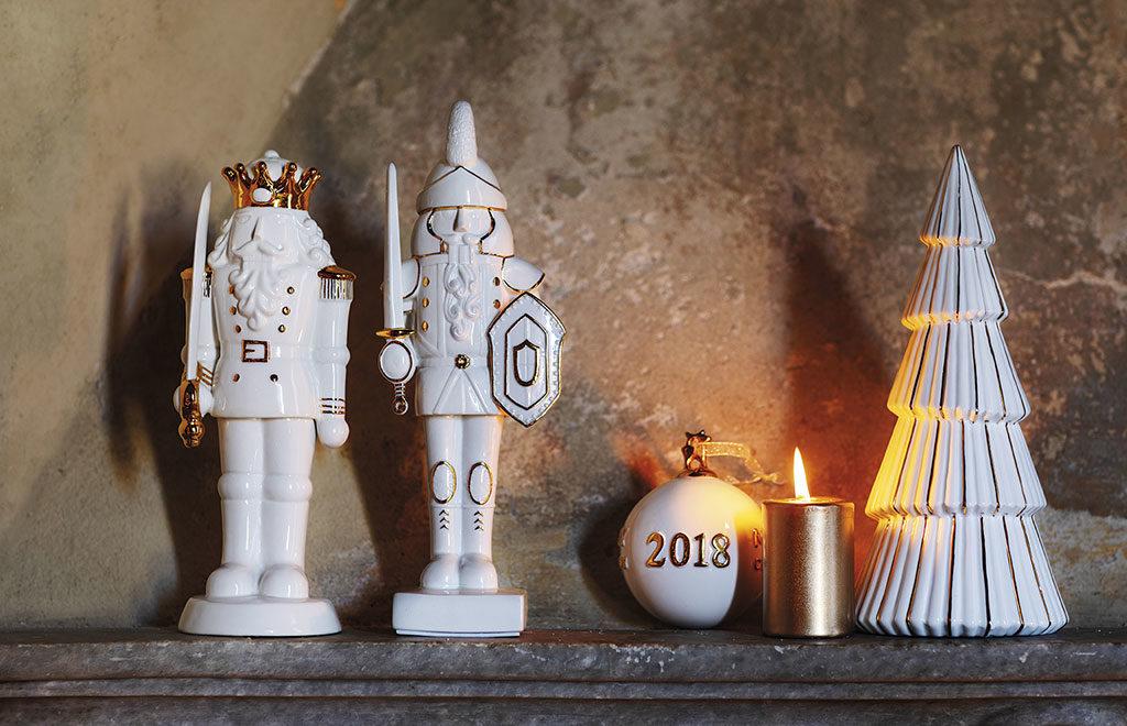 decorazioni ceramica natale