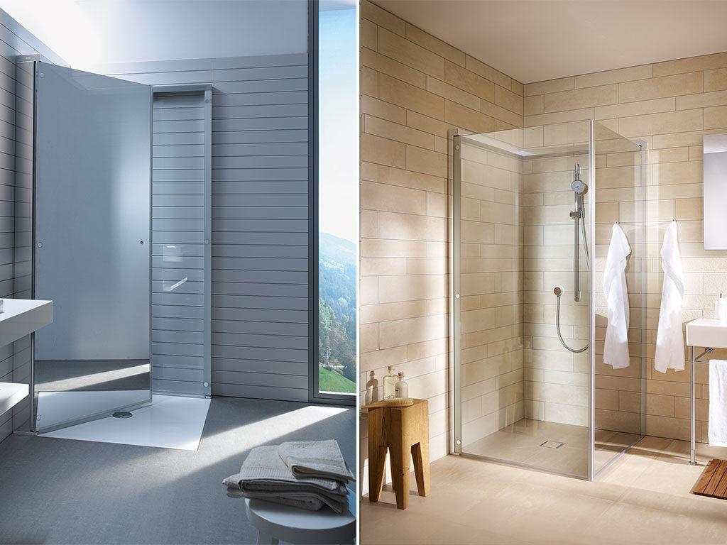 docce con ante richiudibili e a specchio