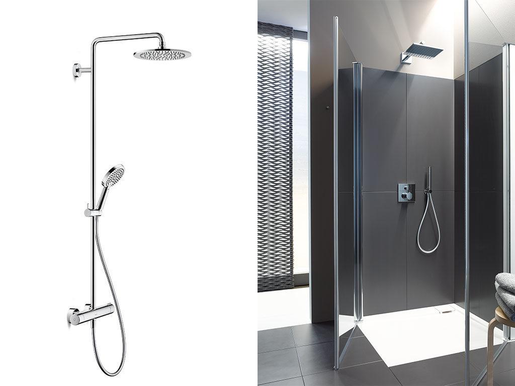 doccette e soffioni esterno e incasso