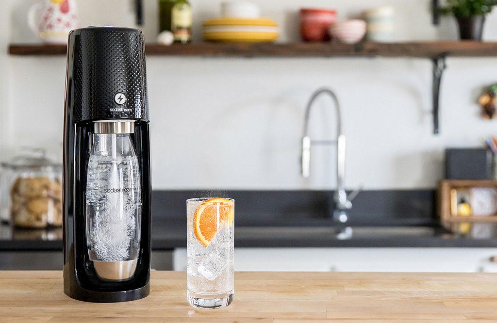 gasatore acqua elettronico