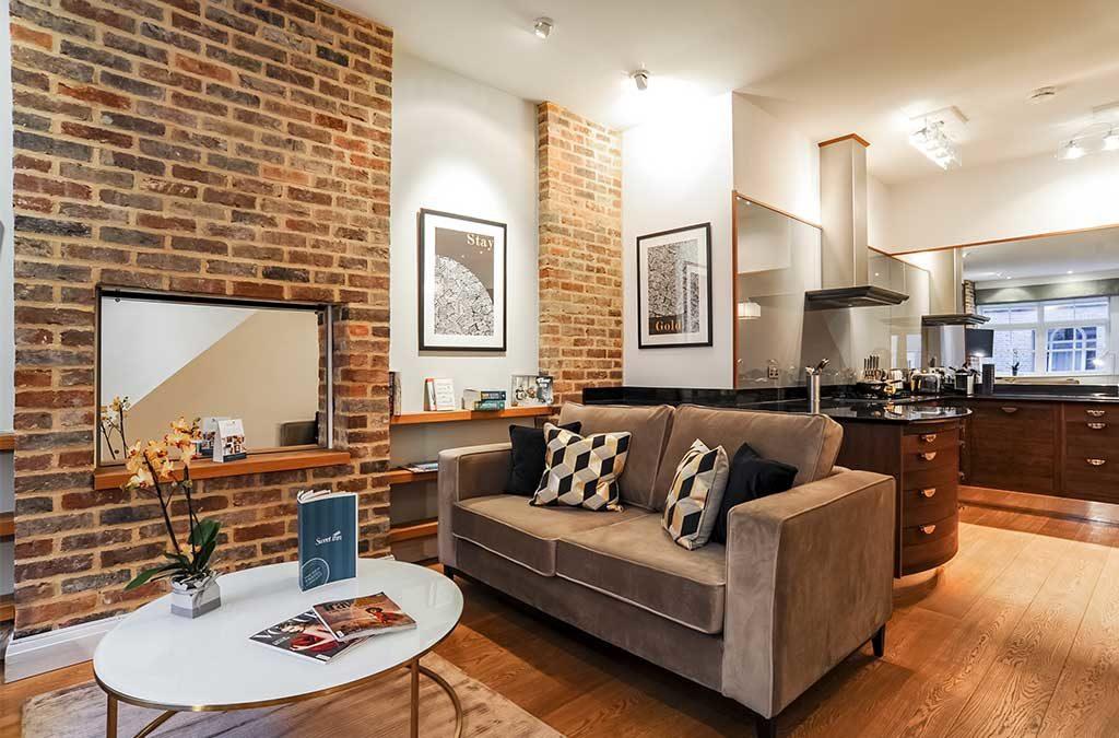 appartamento kensington londra