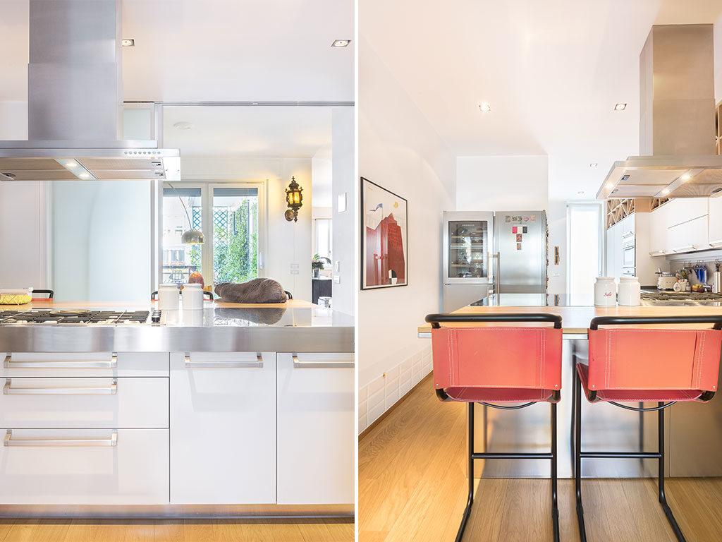 ristrutturazione cucina design
