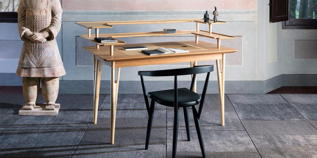 scrittoio legno design