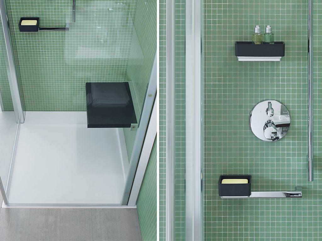 sedile ribaltabile doccia