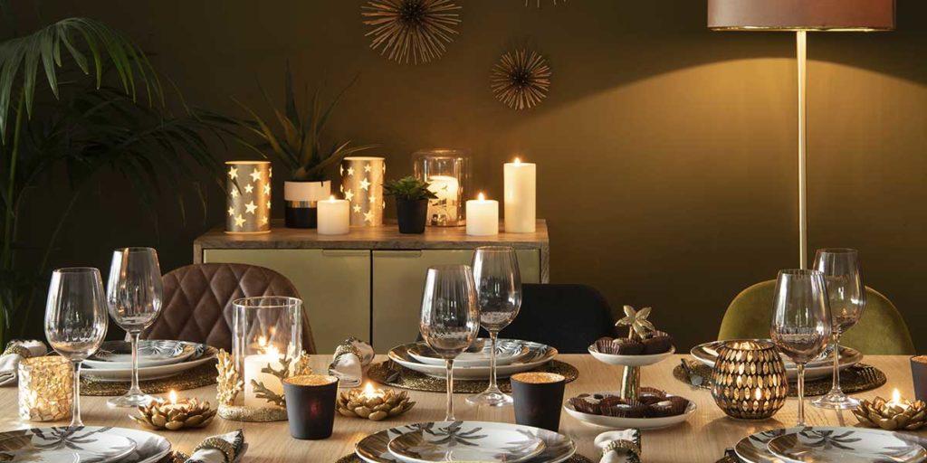 tavola di natale maisons du monde