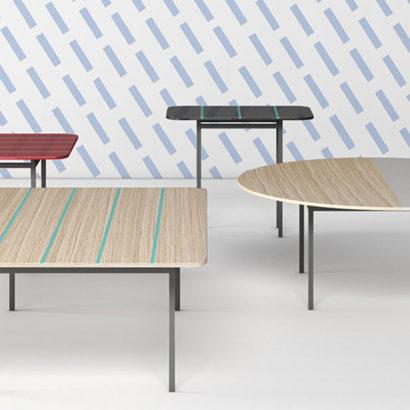 tavolinetti caffè legno metallo