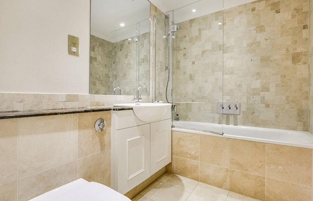 bagno casa middleton