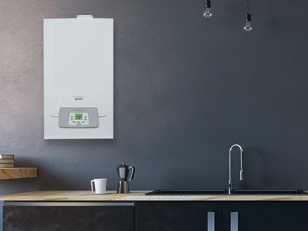 caldaia murale interno cucina
