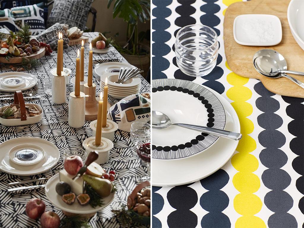 collezione ceramica tavola